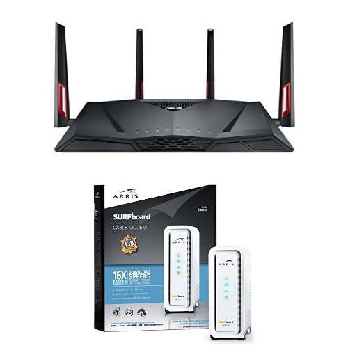 ASUS Dual-Band AC3100 Wireless Router