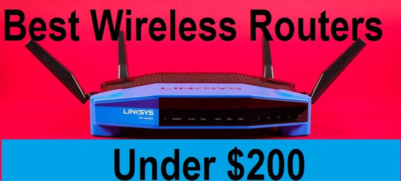 best wireless routers under $200