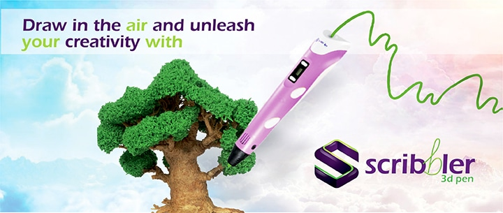 scribbler 3d pen reviews