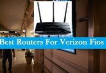 fios compatible router