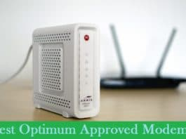 best modems for optimum