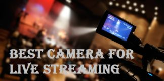 best cameras for streaming