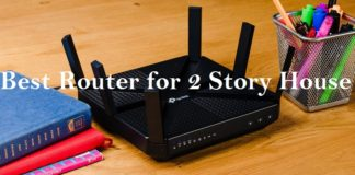 Best Router for 2 Story House