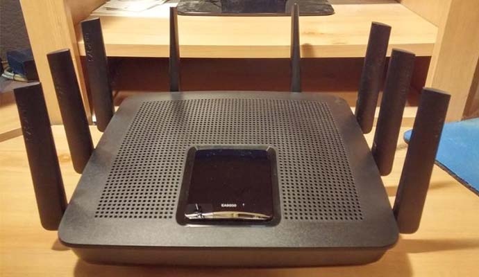 Linksys Tri-Band AC5400 Router