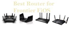 best router for frontier fios