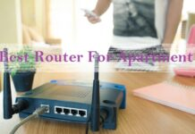 best router for apartment