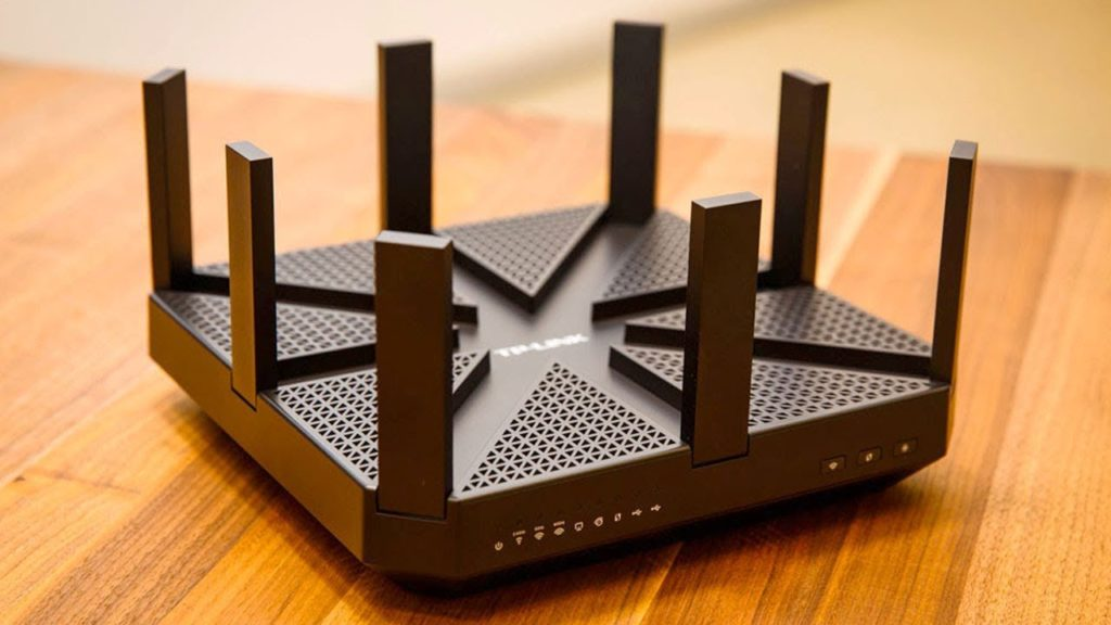 Router For A Two-Story Home
