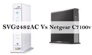 Netgear C7100v vs Arris SVG2482AC