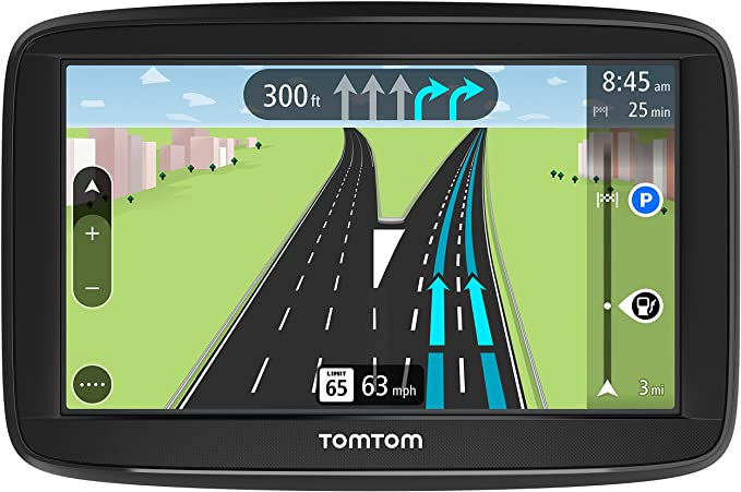 TomTom Via 1625TM GPS Navigation Device