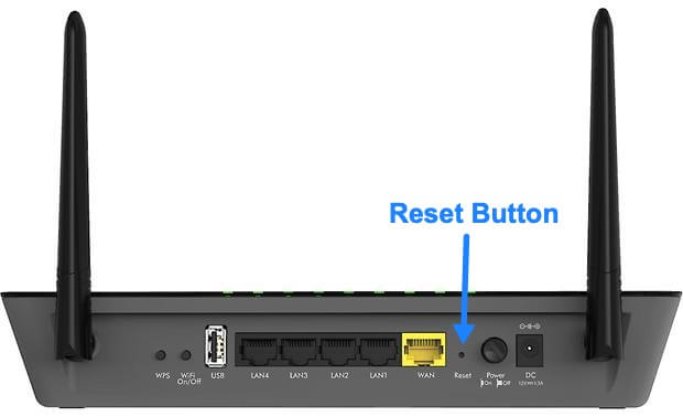 Factory Reset Your Verizon Router
