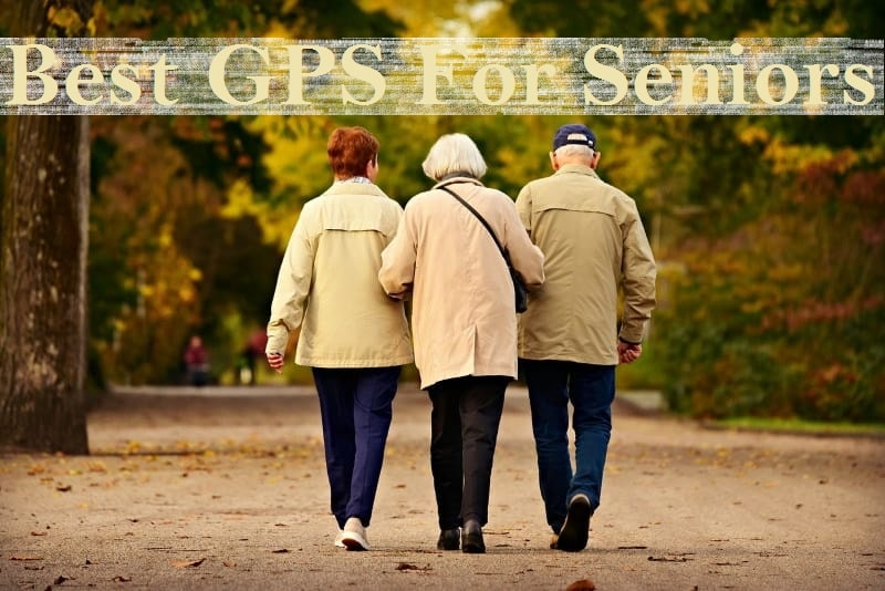 best gps for seniors
