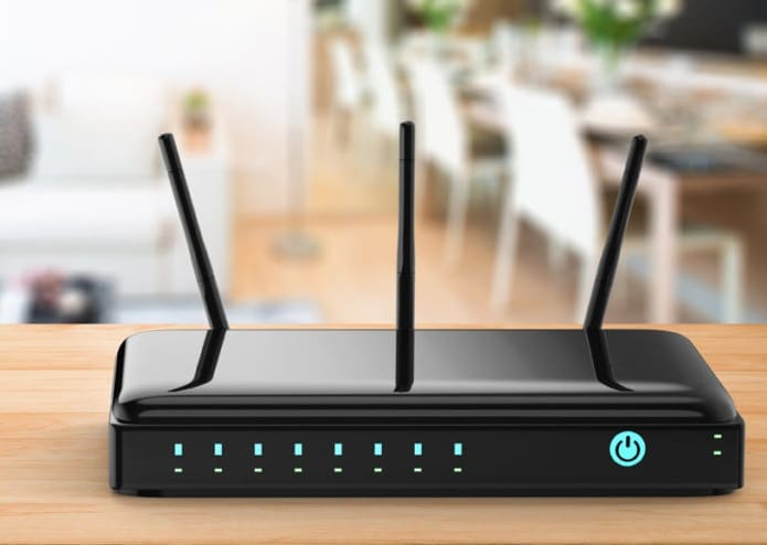 Cable Modem Router Combo
