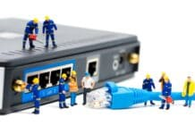 How To daisy chain routers